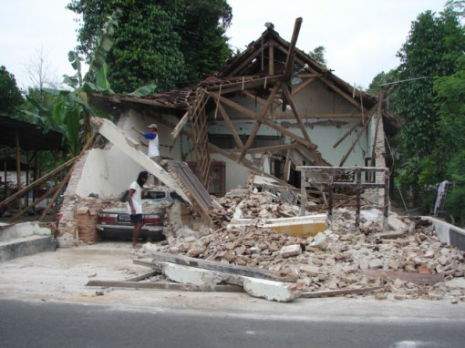 jogja earthquake